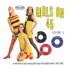 Various Artists : Girls On 45 - Volume 3 CD (2014) ***NEW***