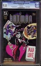 Batman Adventures: Mad Love CGC 9.8 White (DC, 1994) Harley Quinn