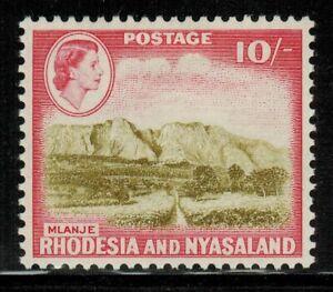 Rhodesia & Nyasaland #170 1959-63 MH