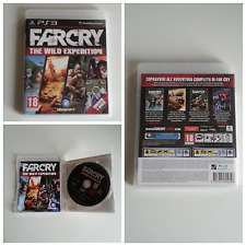 Far Cry: Wild Expedition Compilation PAL ITA PS3 PLAYSTATION 3