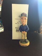 Nick Zito Horse Racing Bobblehead - 2002 Governors Festival W Box