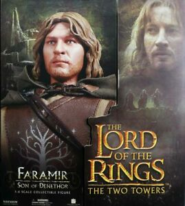 1/6 Sideshow Collectibles  LOTR Faramir Son of Denethor : The Two Towers