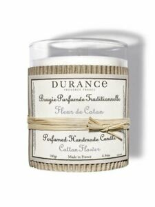 Durance 180g Cotton Flower Candle