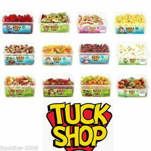 TUCK SHOP PICK N MIX TUB/BAGS SWEETS WHOLESALE DISCOUNT CANDY BOX PARTY