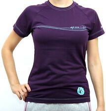 Craft Damen T-Schirt AR Training Tee W Sport Fitness Lauf Shirt Lila Gr. S