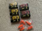 Lot of 5 RC Pocket Racers Cars Lot. 3 X Fury, 2 X Bull. New (unboxed)