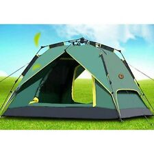 NEW big tent 3-4 persons Tent Double Automatic Instant Cabin Family Camping Tent