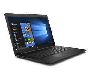 """HP 17-ca00xxxx Laptop AMD Athlon 8GB RAM 1TB HDD 17.3"""" Windows 10 Home"""