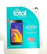 Samsung Galaxy J2 4G LTE SmartPhone Total Wireless – Black (TWSAS260DC3PWP)