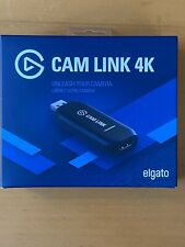 Elgato Cam Link 4K Capture Device and HD Recording! In Hand