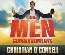 Christian O'Connell THE MEN COMMANDMENTS - CD Audio Book