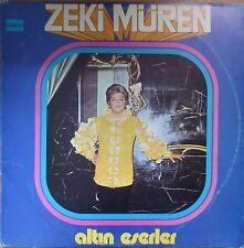 rare turkish turkey 60's LP-zeki muren- altin eserler -made in israel-koliphon