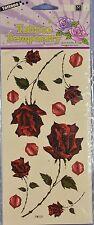 Temporary Tattoos - Roses