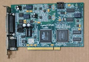 Lynx Studio Tech Lynx One Multi-Channel AES/EBU PCI Audio Interface 24-bit 96kHz