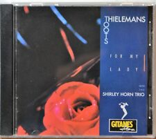 CD Toots Thielemans For My Lady Jazz Shirley Horn  CLEAN DISC Extras Ship Free