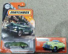 Matchbox Car- Terrainiac - MBX Explorers # 115