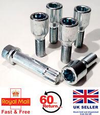 R52 4 X Sintonizador Pernos de rueda de aleación del mercado de accesorios M12 X 1.5 Llave-Mini R50 R57