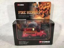 Corgi Diecast Firetruck Fire Heroes 1953 Mack B Open Pumper Cs90011 Boston F.D.