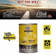 OLIO MOTORE XTR 39.67 RACING C60 20W-60 1 LT - BARDAHL 318039