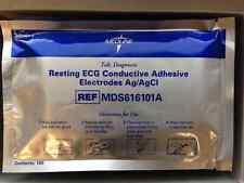 MEDLINE EKG/ECG Diagnostic Tab Electrode Case of 5000 In Date/Fresh #MDS616101A