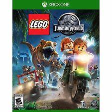 LEGO JURASSIC WORLD XBOX ONE NEW! DINOSAUR FUN ACTION! FAMILY GAME PARTY NIGHT!#