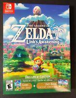 The Legend of Zelda Link's Awakening [ Dreamer Edition ] (Nintendo Switch) NEW