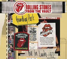 ROLLING STONES New Sealed UNRELEASED 1982 LIVE CONCERT DVD & 2 CD BOXSET