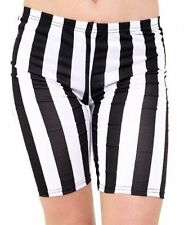 Casual Striped Shorts for Women