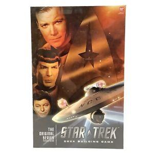 Star Trek Deck Building Game Original Series Premier Edition - Card Game - NEW