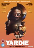 Yardie DVD (2018) Aml Ameen, Elba (DIR) cert 15 ***NEW*** FREE Shipping, Save £s