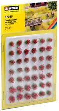 """Noch 07035 Manojo de hierba """"flores"""", rojo #nuevo en emb. orig.##"""