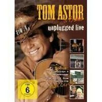 "TOM ASTOR ""UNPLUGGED LIVE"" DVD NEU"