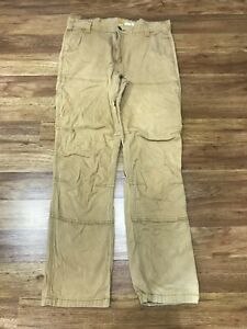 MENS 34 x 32 - Carhartt 102802 Rugged Relaxed Fit Pants