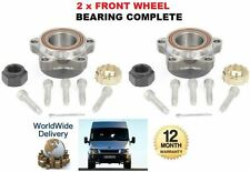 FOR FORD TRANSIT DI TDI 2000-2006 2 x FRONT WHEEL BEARING SET COMPLETE KIT