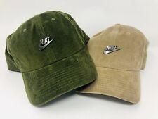 NWT Nike Futura Corduroy Hat