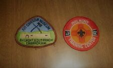 Vintage BSA Patch Pair Philmont Scout Ranch Museum & Training Center New Mexico