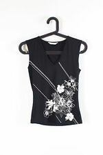 New Look Viscose V Neck Floral Tops & Shirts for Women