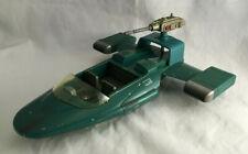 Vintage Star Wars Ep. 1 Naboo Flash Speeder Vehicle - Hasbro 1999 Complete
