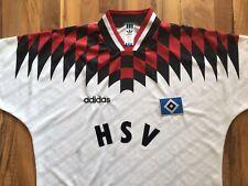 Hamburger SV Trikot 1994/95 HSV adidas Volksparkstadion