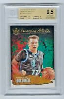 Luka Doncic 2018/19 Court Kings #7 Emerging Artists BGS 9.5 Gem Mint Rookie Card