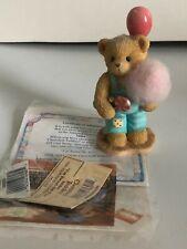 Cherished Teddies - Mike -1998 Adoption Ctr Event - 356255: Paperwork, No Box
