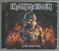 IRON MAIDEN THE BOOK OF SOULS LIVE CHAPTER SEALED 2 CD SET NEW