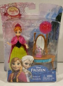 "Disney Frozen MagiClip Anna of Arendelle 3.75"" Figure"
