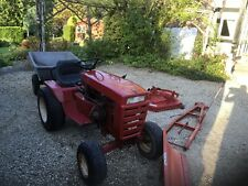 More details for wheel horse tractor mower