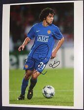 Rafael da Silva signed photo (Man Utd, Lyon, Brazil)