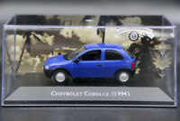 Altaya 1:43 Chevrolet Corsa 1.0 1994 Diecast Car Models Metal Auto Collection
