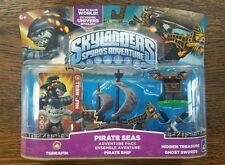 Skylanders Spyros Adventure Pack Pirate Seas with Terrafin, Ghost Swords+