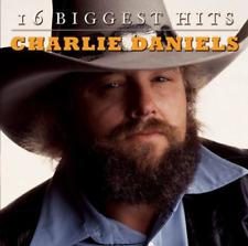 16 Biggest Hits by Charlie Daniels (CD, Jan-2011, Legacy)