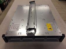 HP StorageWorks MSA2000 AJ750A with Dual AJ751A Controller + Rack Rails