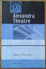 Doctor In The House programme Alexandra Theatre Birmingham 1970 Dennis Spencer